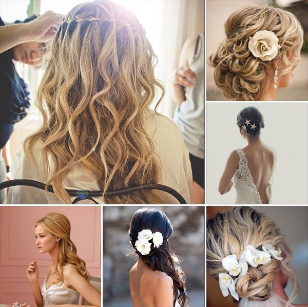 Best Beach Wedding Hairstyles: The 10 Best Beach Wedding Hairstyles