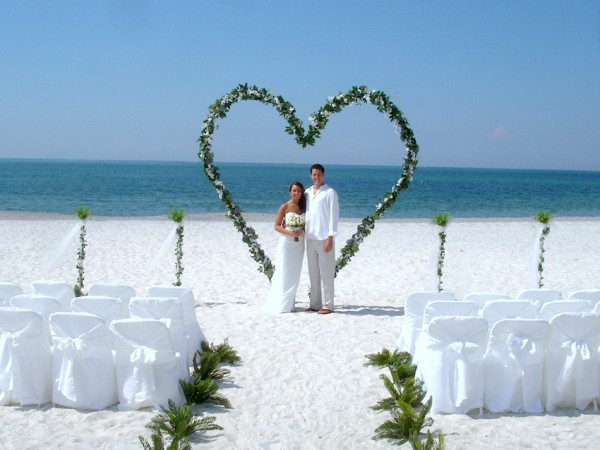 Beach Wedding Arch Ideas