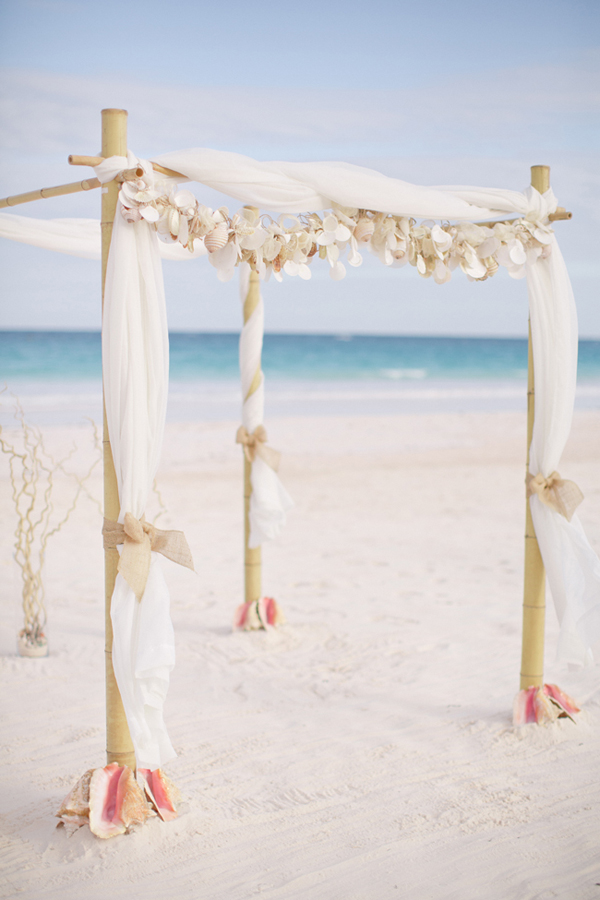 Beach Wedding Arch Ideas Beach Wedding Tips