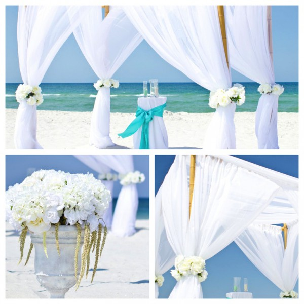 Beach Wedding Decorations Ideas: Beach Wedding Arch Ideas
