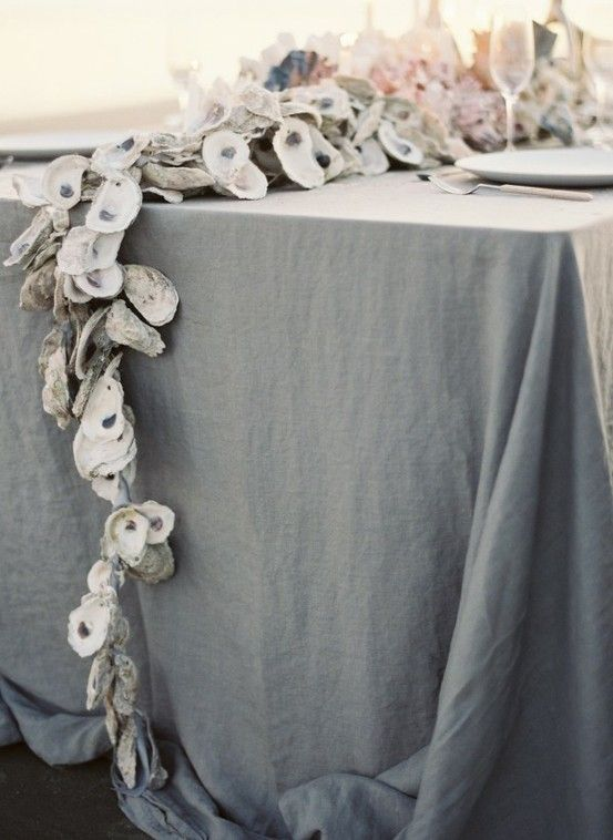 Beach Wedding Table Runners Tips