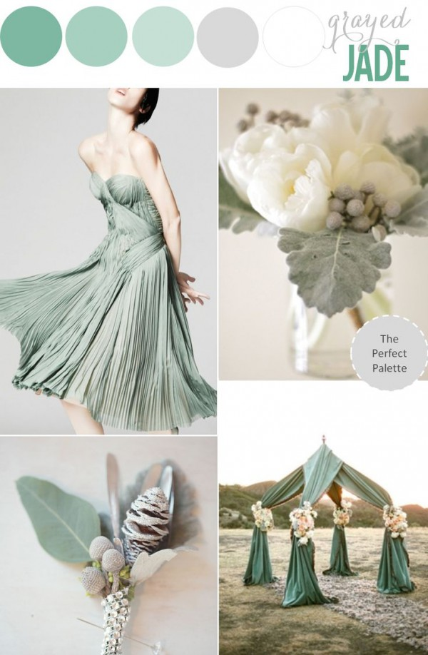 Beach wedding color theme let the sea inspire your choice beach wedding color theme junglespirit Images