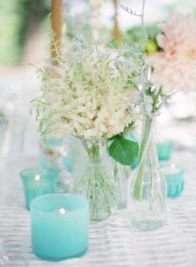 Beach Wedding Color Theme: Let the Sea Inspire Your Choice! – Beach ...