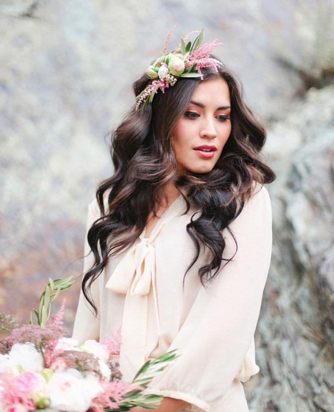 Bohemian Magic: Be a Boho-Chic Bride