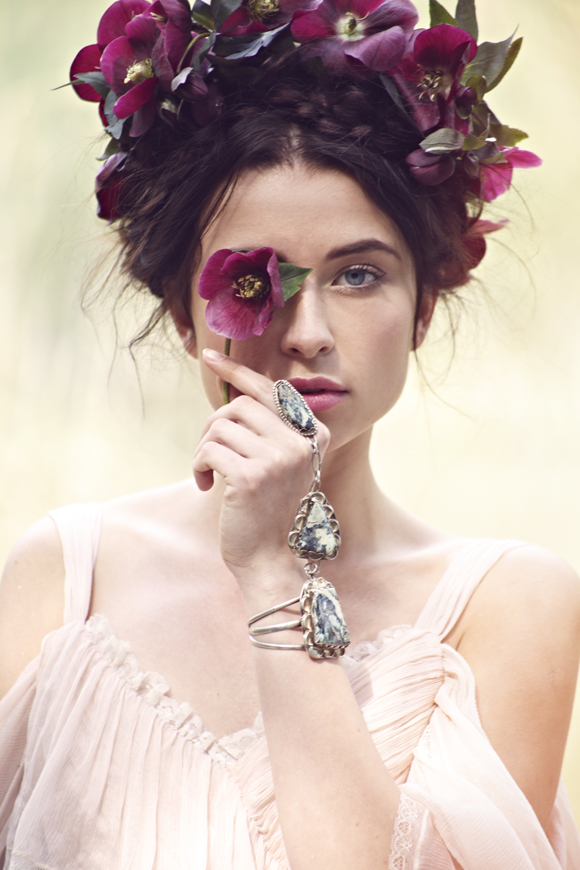 Bohemian Magic: Be a Boho-Chic Bride