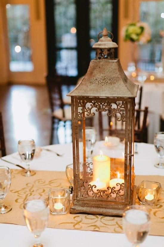Lanterns As Wedding Decoration