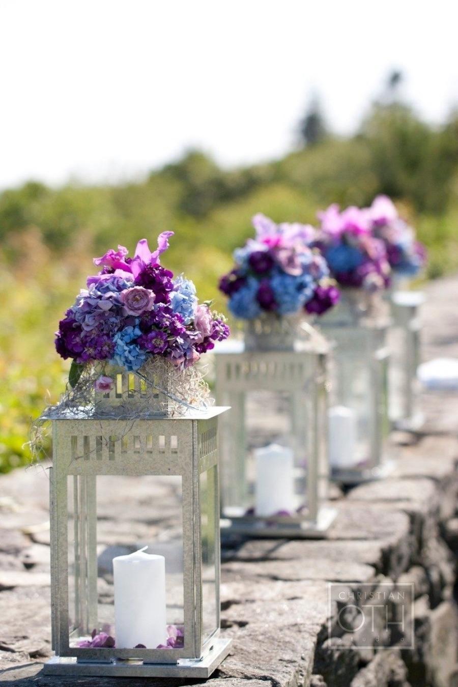 Lanterns as Wedding Decoration (3)