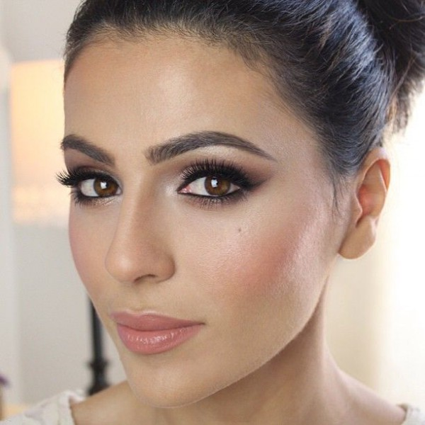 Perfect Wedding Makeup Look : Perfect Wedding Makeup Ideas for Your Big Day Beach ...