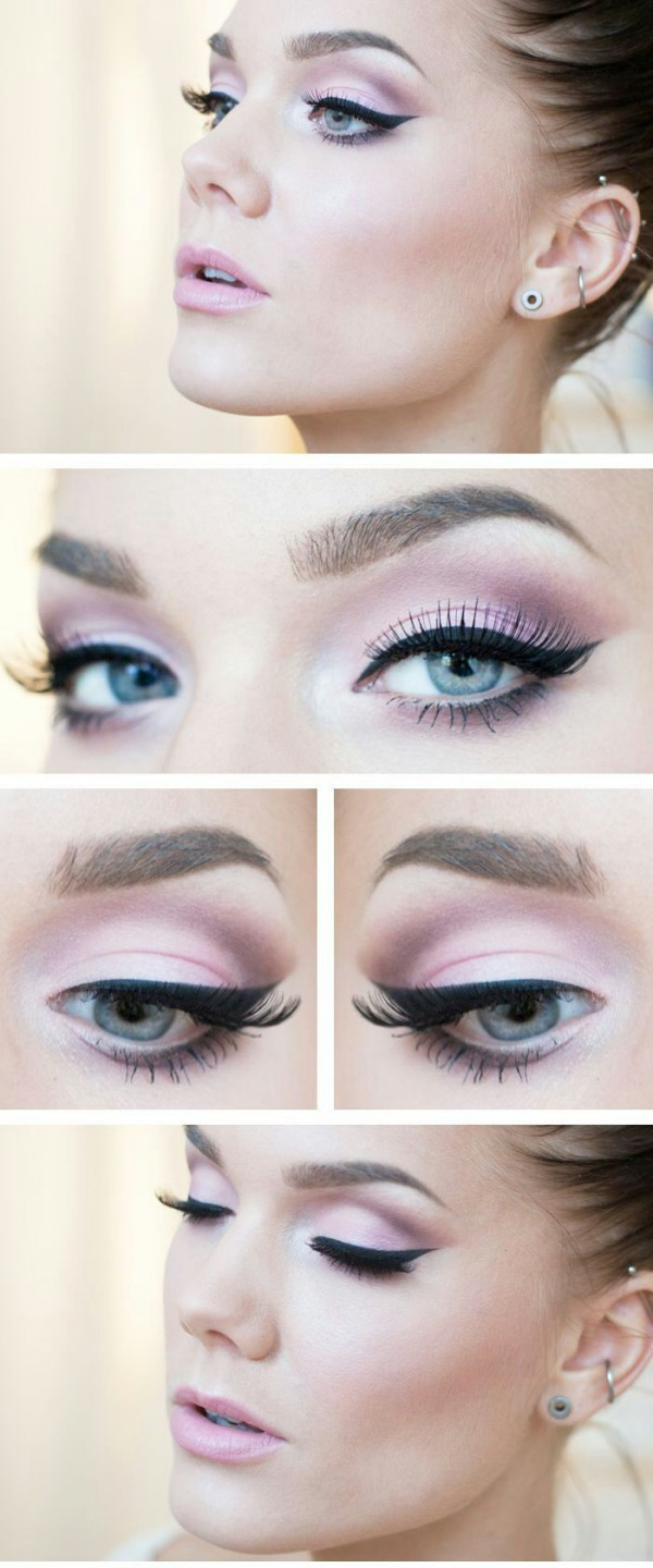 Wedding Eye Makeup Pink : 10 Gorgeous Beach Wedding Makeup Ideas Beach Wedding Tips
