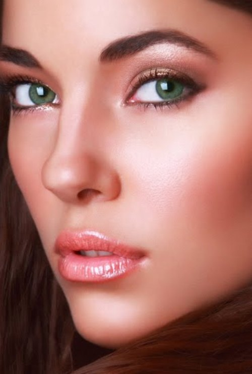 Gorgeous Beach Wedding Makeup Ideas Tips