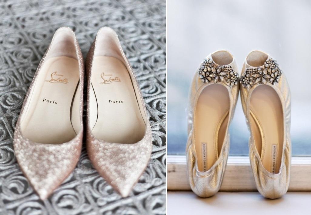 Beach Bridal Shoe Options