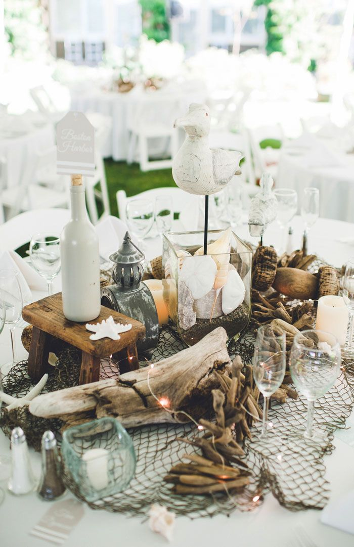 Beach wedding centerpieces beach wedding tips junglespirit Images