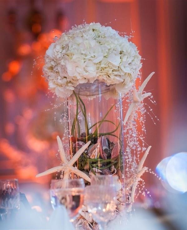 Awesome Centerpieces For Beach Wedding Photos - Styles & Ideas 2018 ...