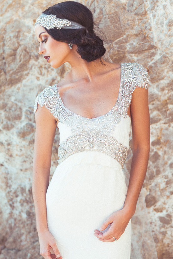 Bridal Inspiration Romantic Gowns By Anna Campbell