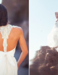 Bridal inspiration: romantic gowns by Anna Campbell