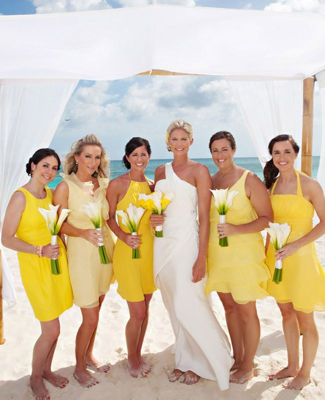 How to Dress the Bridesmaid
