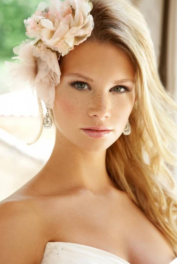Wedding Hairstyles Romantic Waves