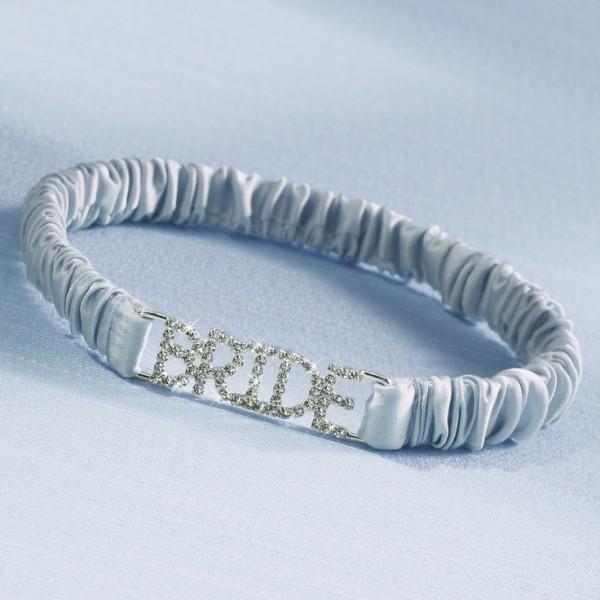 Beach Wedding Garter: Bridal Lingerie: Gorgeous Garters For Your Beach Wedding