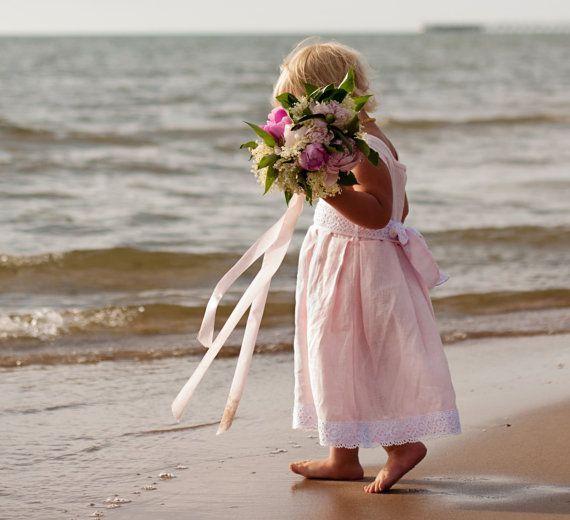 Adorable Beach Flower Girl Dresses – Beach Wedding Tips