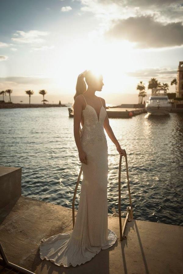 Stunning wedding dresses by Tal Kahlon 2014