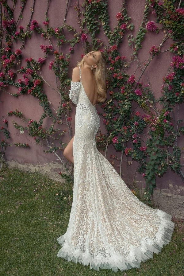 Stunning wedding dresses by Tal Kahlon 2014