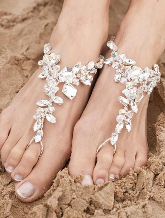 Barefoot Beach Bride Accessories That You Cant Do Without