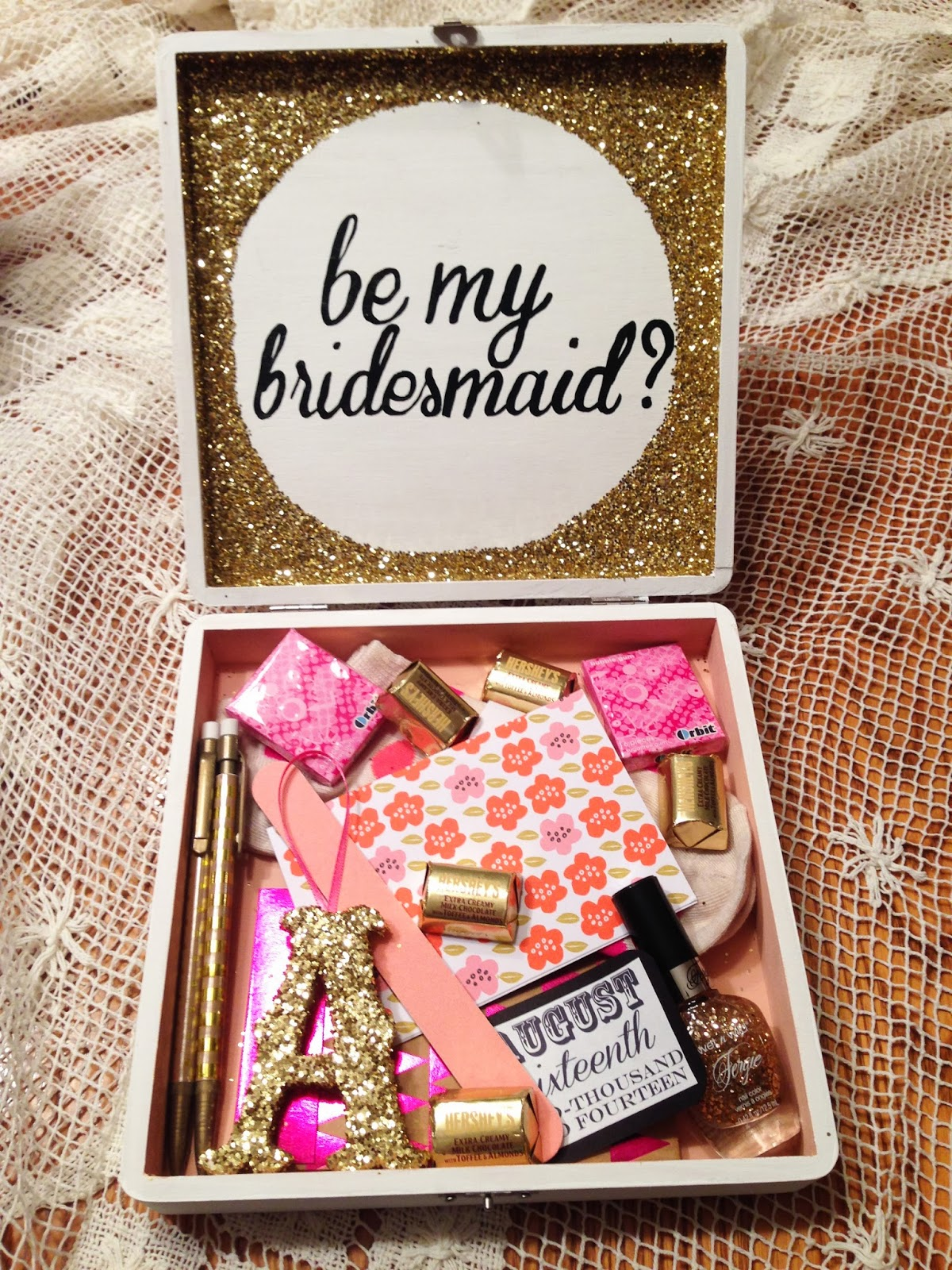 Bridesmaids Gifts for Your Favorite Girls