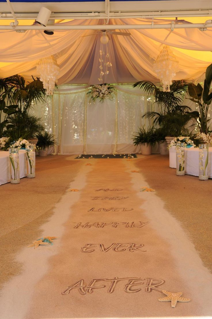 Sand Writings for Your Special Day