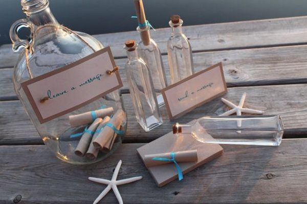10 Creative Guest Book Ideas for Your Beach Wedding