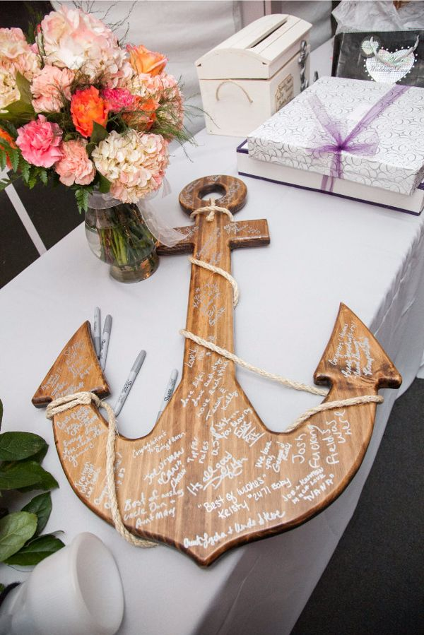 10 Creative Guest Book Ideas for Your Beach Wedding – Beach ...