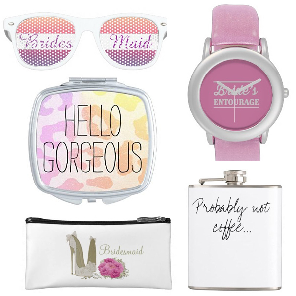 Cute Wedding Gift Ideas: Cute And Funny Bridesmaid Gifts