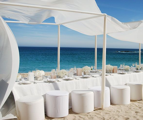 Beach Wedding Reception Ideas: Beach Wedding Reception Ideas