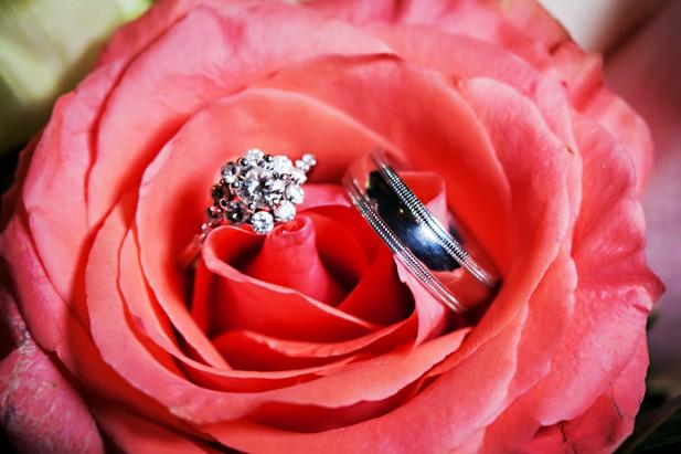 Liz and Matt: Coral and Turquoise Destination Wedding