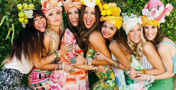 Beach Bachelorette Party Ideas