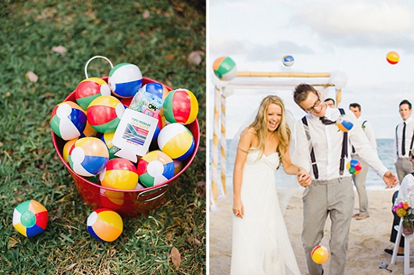 Non-traditional Beach Wedding Ideas to Escape the Clichés