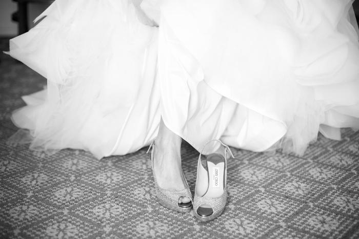 Silver and Blush Beach Wedding in Florida