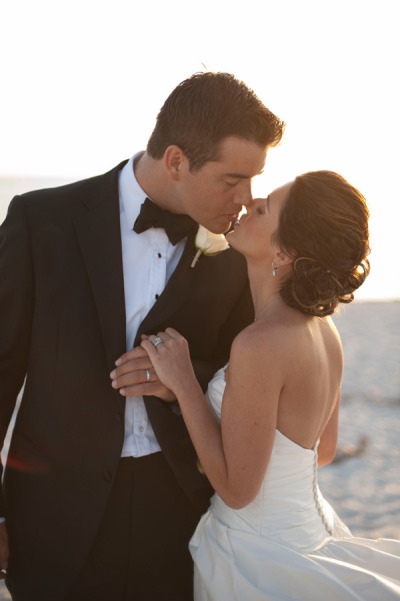 The Classy Beach Wedding of Devon & Michael