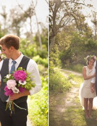 Cute Elopement Inspiration by Stephanie A. Smith