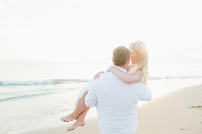 Intimate Beach Wedding Renewal