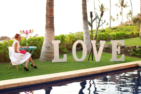 A Tropical Inspiration Shoot Made with Love