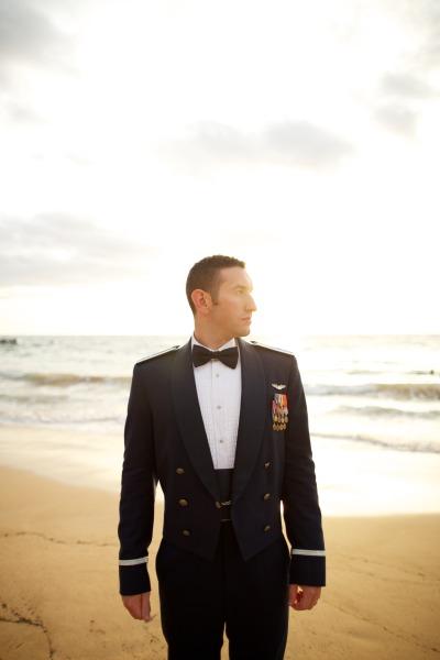 Intimate Maui Wedding
