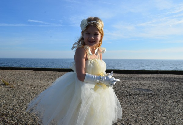 beach wedding flower girl dress cutest wedding flower dress wedding tips 1585
