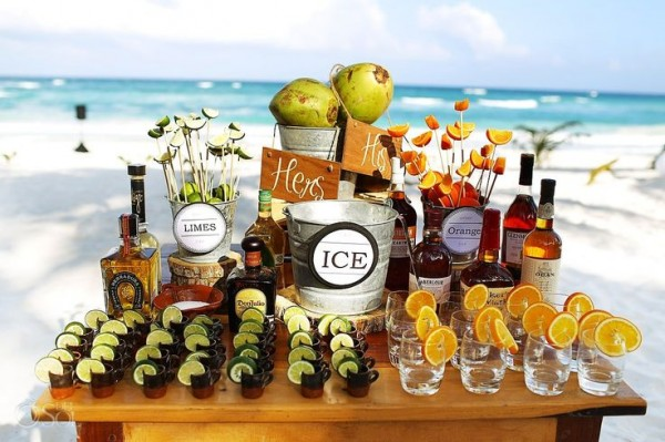 How To Keep Your Guests Comfy At Your Outdoor Wedding: 10 Must-Haves At A Beach Wedding To Keep Your Guests Comfy