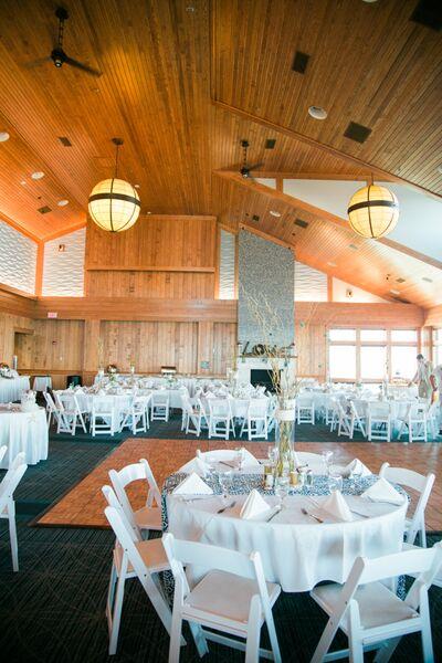 Seaside wedding venue