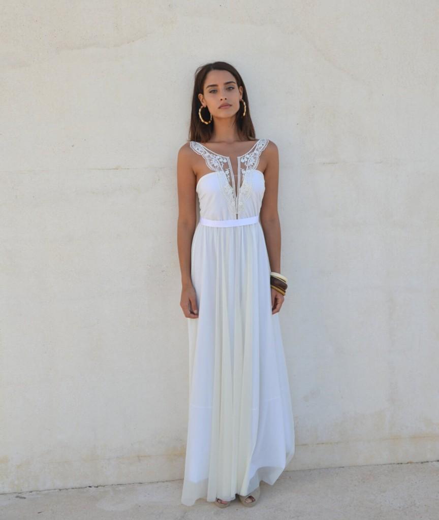 Handmade Boho Bridal Gowns for Your Beach Wedding – Beach Wedding Tips