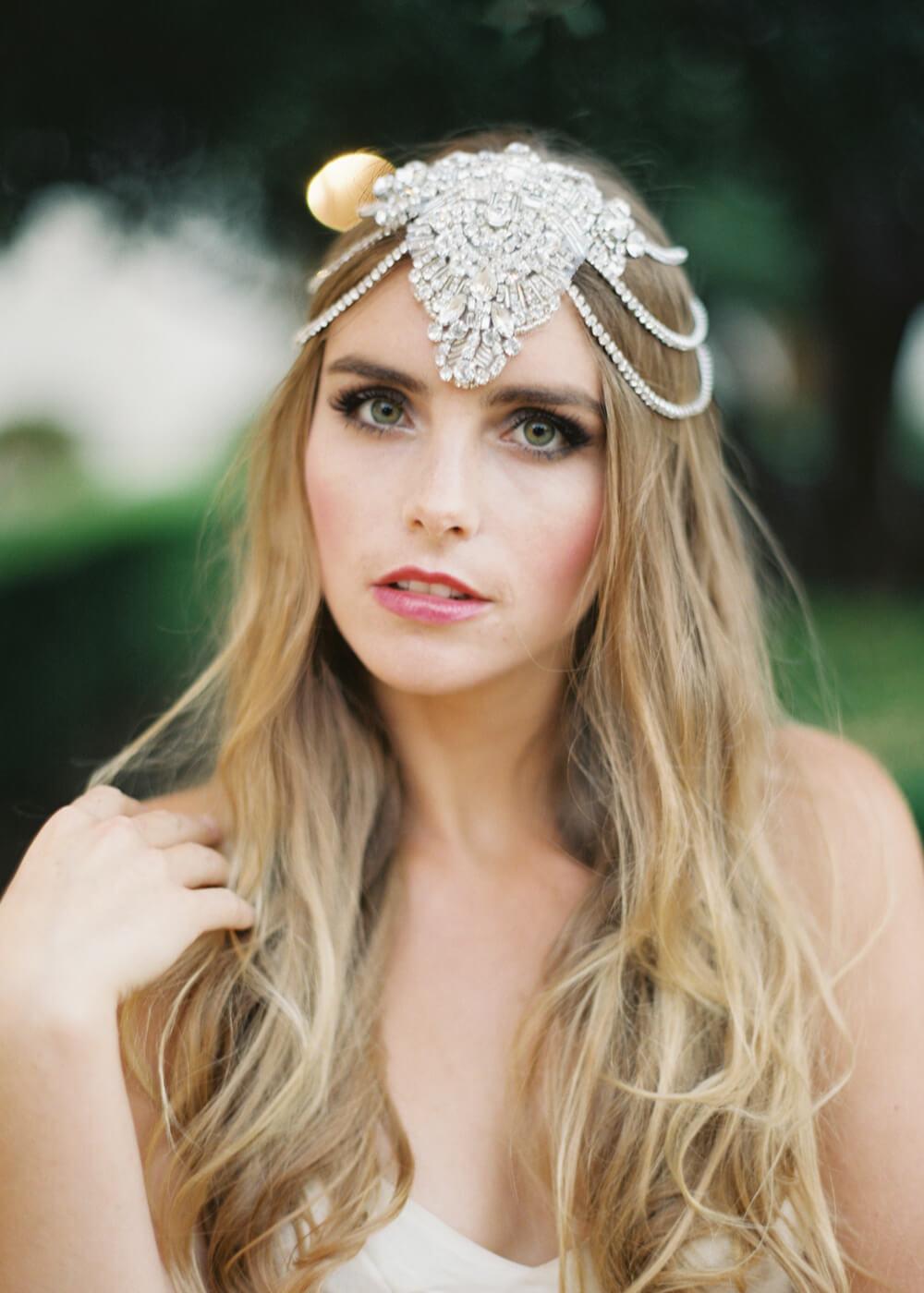 Elegant Bridal Headpiece