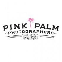 Pink Palm Logo