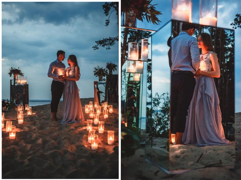 Romance by the Sea: a Beach Wedding Photo Session – Beach Wedding Tips