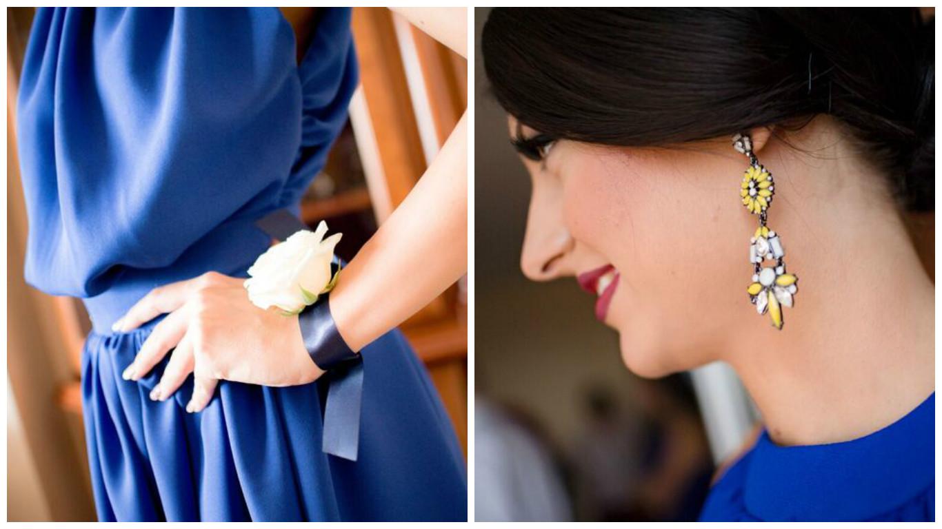 Bridesmaids accessories