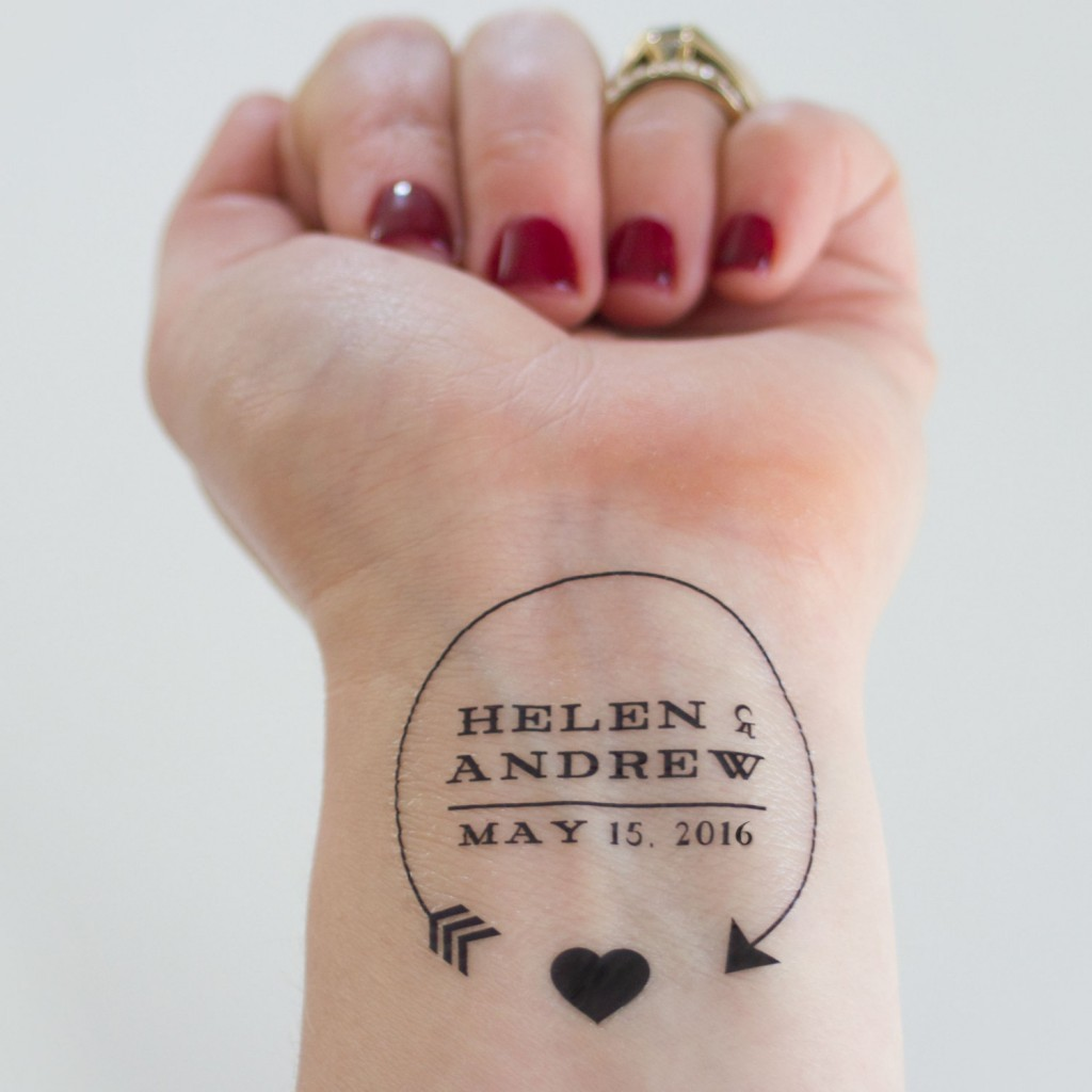 Best Wedding Tattoo Ideas For The Rebel in You – Beach Wedding Tips